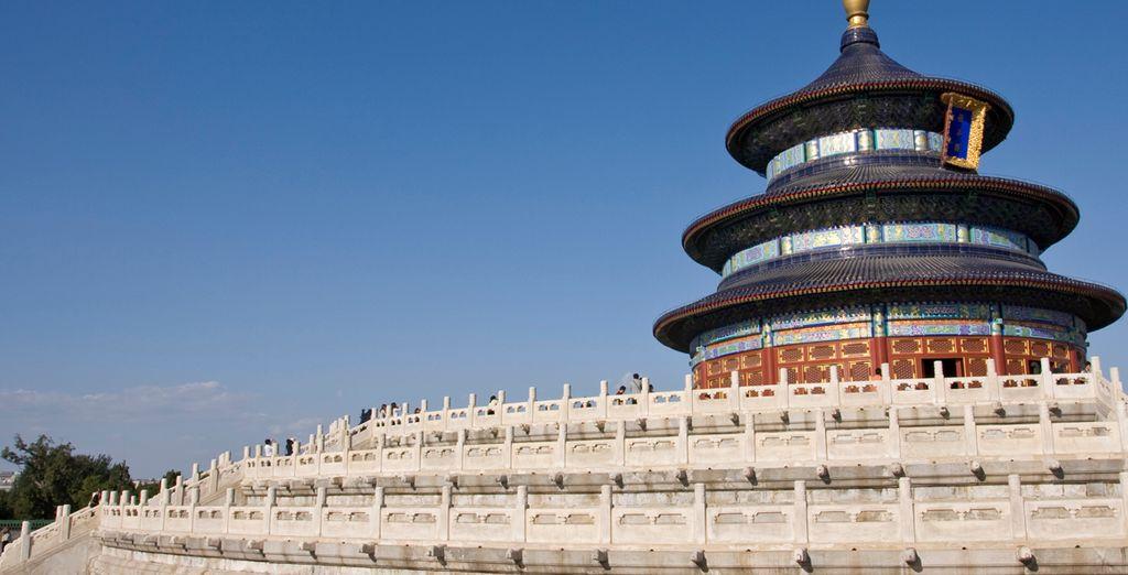 El impresionante  templo del Cielo