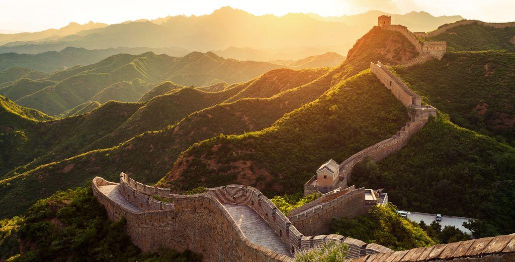 Disfruta de un recorrido por Beijing, Xian y Shanghai en 7 noches