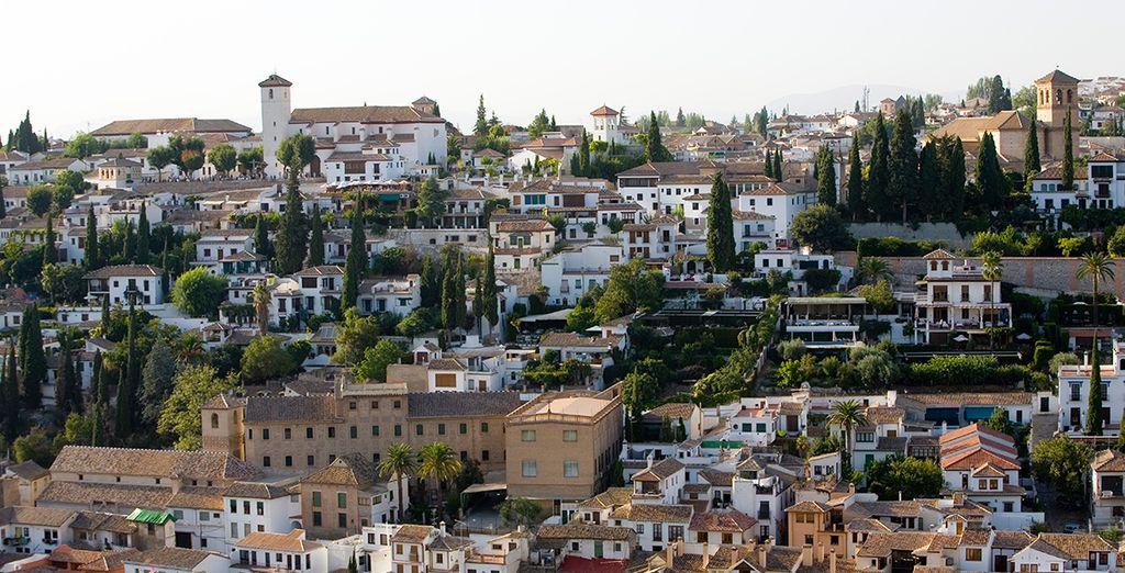 ... y enamórate de Albaycín