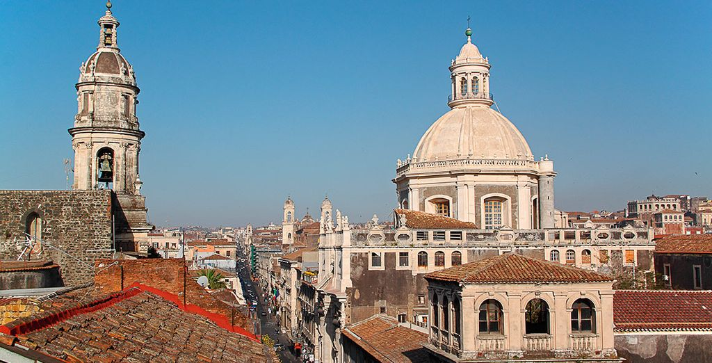 Catania será la siguiente visita