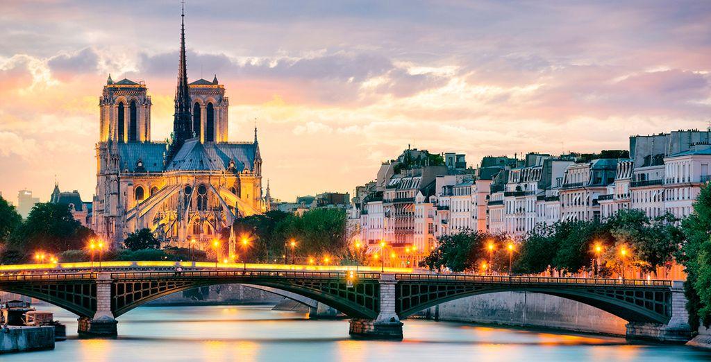 Descubre la mágica París