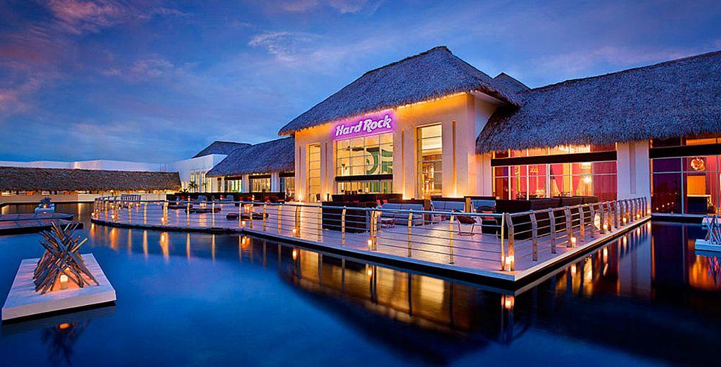 Hard Rock te garantiza unas espectaculares vacaciones en Punta Cana