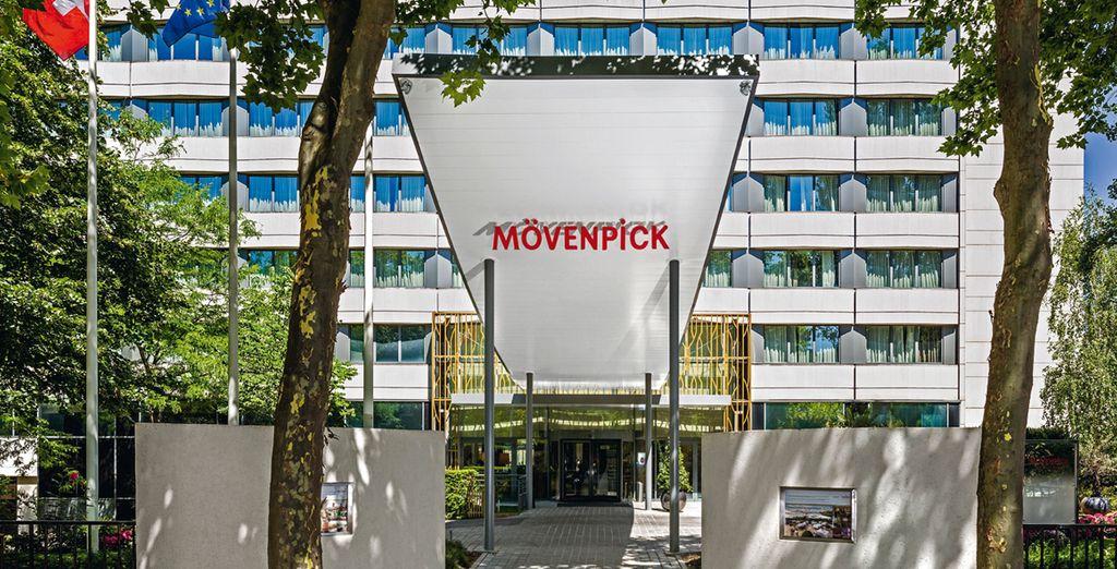 Bienvenido al Mövenpick Hotel 4*