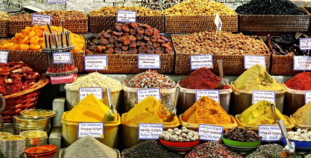 Descubre el Gran Bazar de Estambul