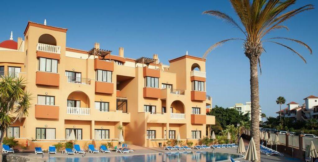 Un hotel para disfrutar con amigos, en pareja o con toda la familia
