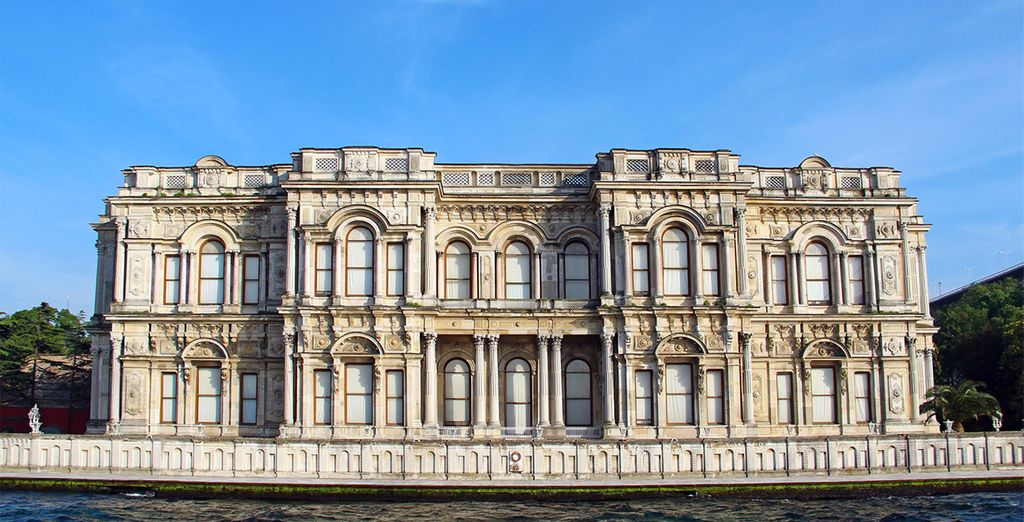 El Palacio Beylerbeyi