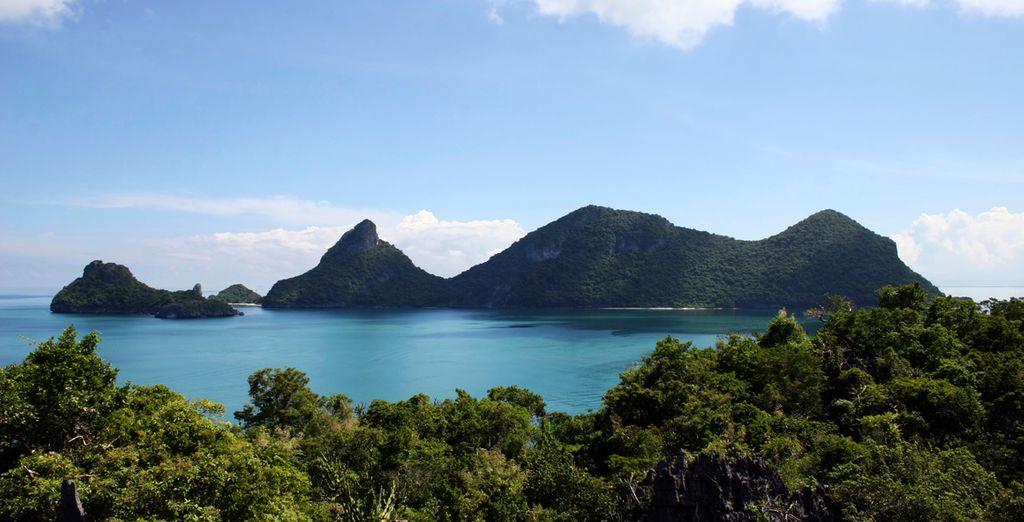 Descubre cada bello rincón de la isla