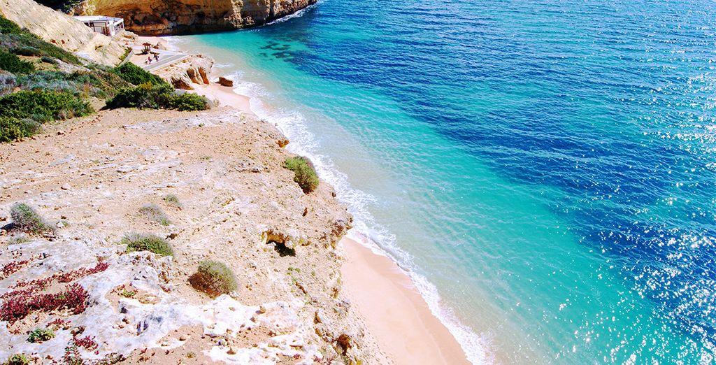 Disfruta de las playas de Portugal