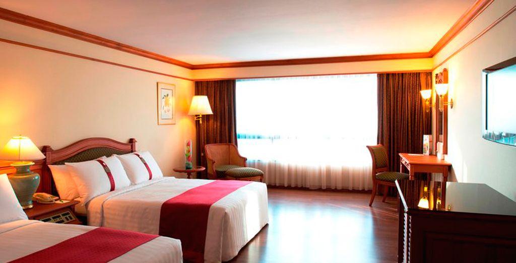 Holiday Inn Chiang Mai 4*, Chiang Mai