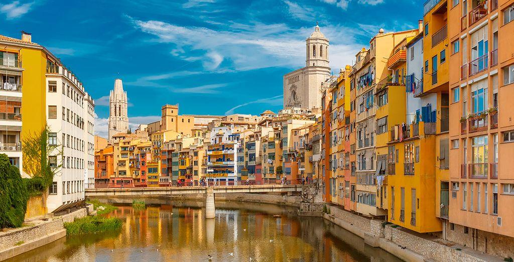 Bienvenido a Girona