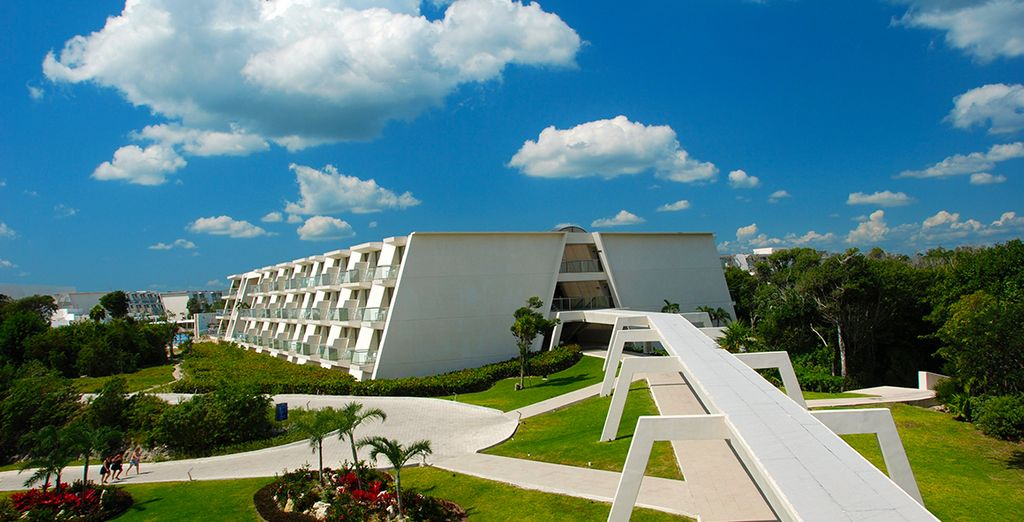 El Grand Sirenis Riviera Maya Resort & Spa es mucho más que un resort