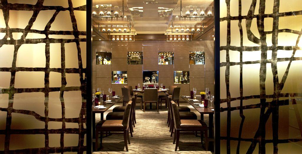 Los restaurantes del hotel a su servicio