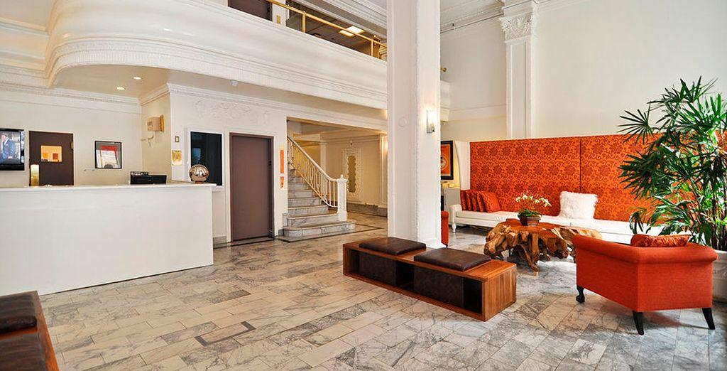 Disfruta de tu estancia en Hotel Vertigo San Francisco 4*