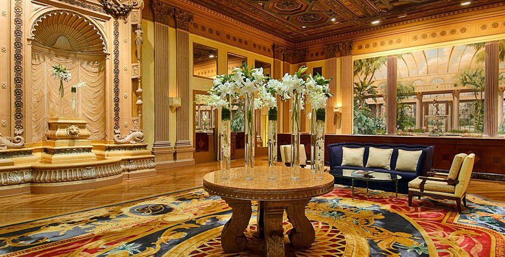En Los Ángeles, te alojarás en Hotel Millenium Biltmore 4*