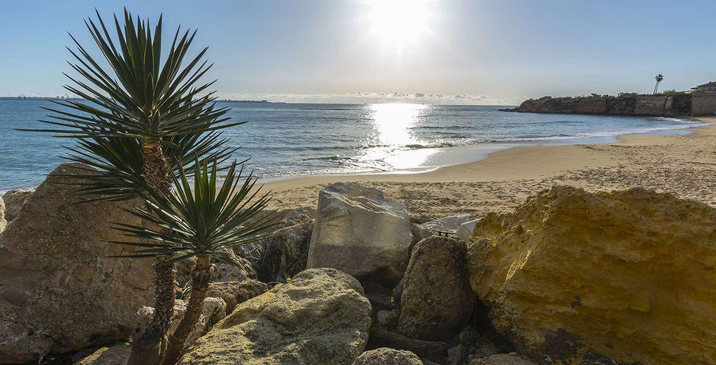 Las playas de El Puerto de Santa María te esperan