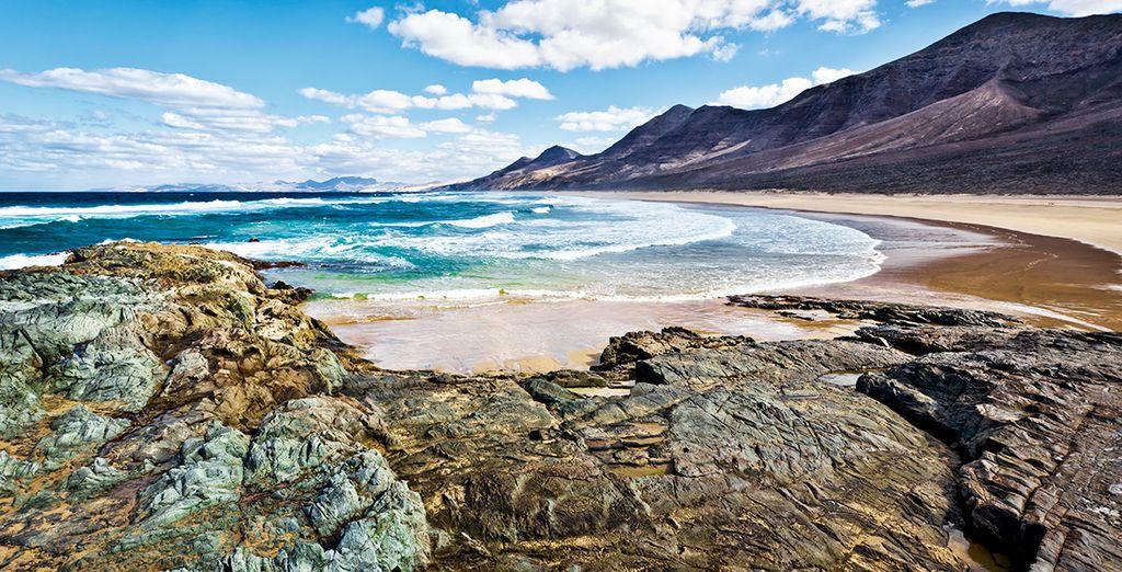 Impresionantes panorámicas de la isla