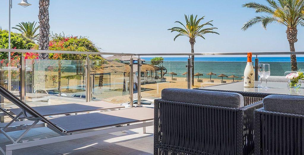 La Caleta Bay, un pequeño y encantador alojamiento turístico