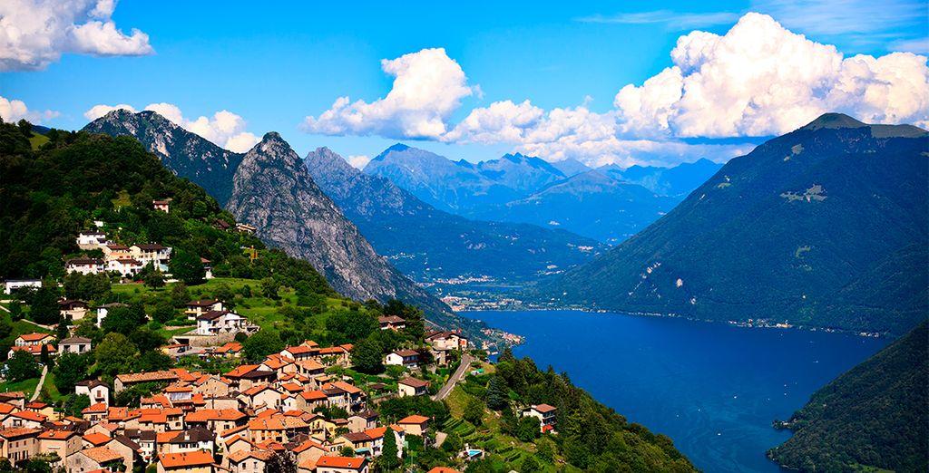 Descubre este entorno mediterráneo en Suiza