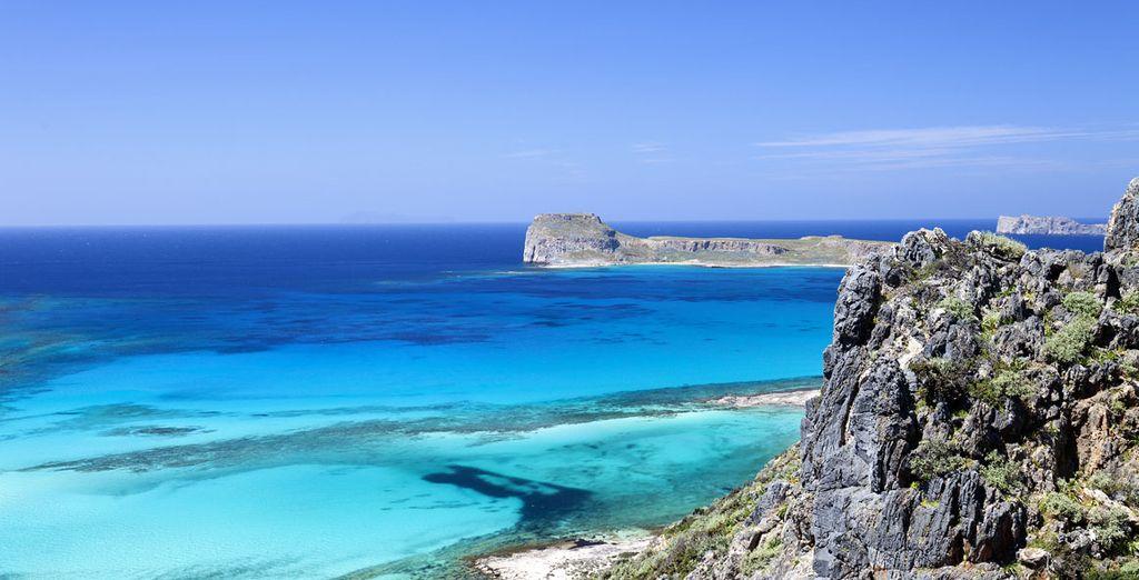 Playas mediterráneas de ensueño