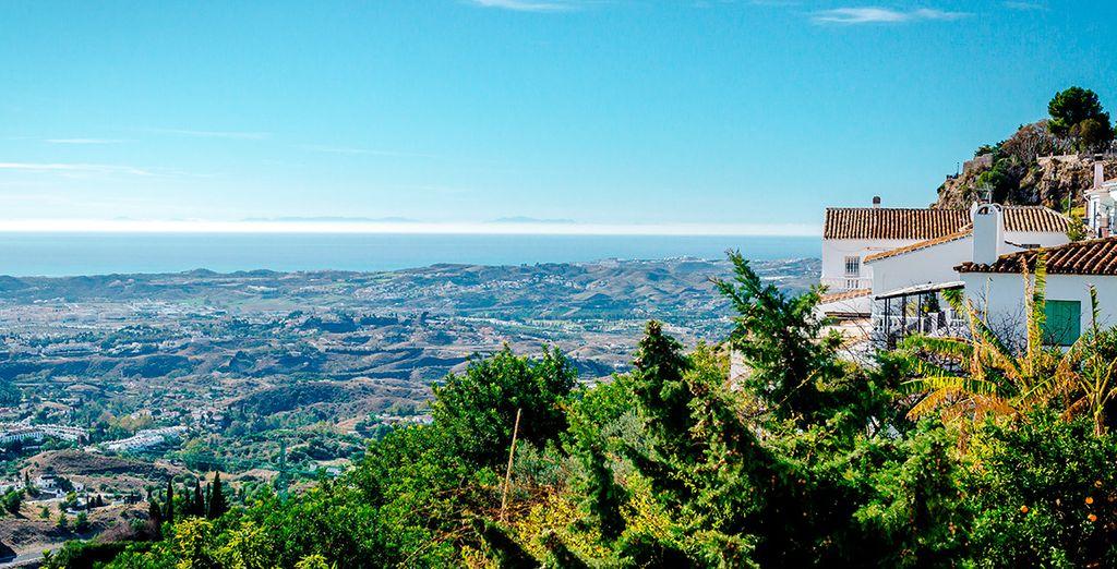 Fuengirola, a un paso de Alhaurín Golf Resort 4*