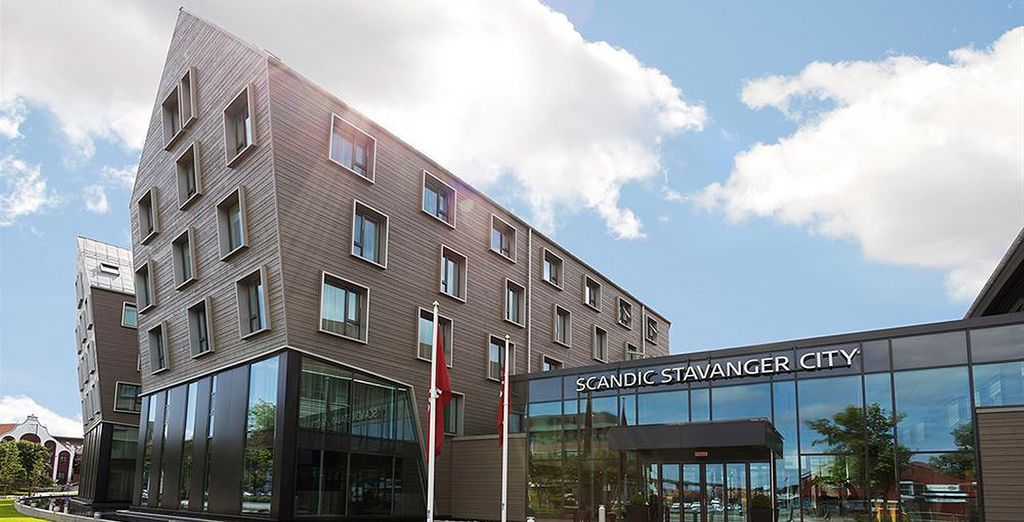 Te presentamos el Hotel Scandic Stavanger City 4*