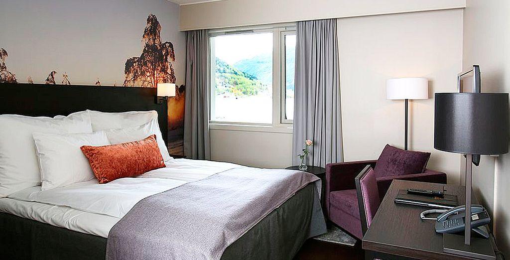 Thon Hotel Jolster 4*, en Sogn On Fjordane / Balestrand