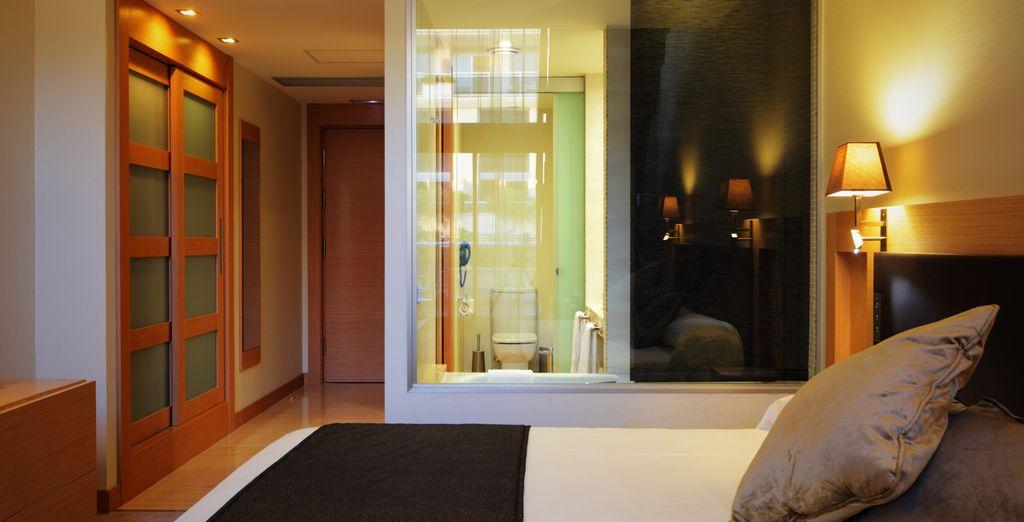 Disfruta de tu habitación Classical Superior