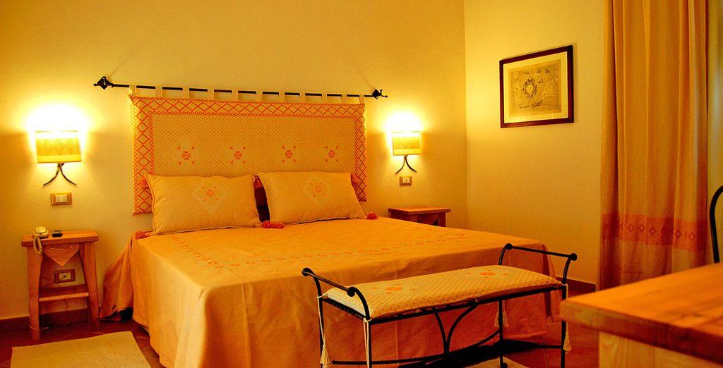 Descansa en tu habitación Clásica