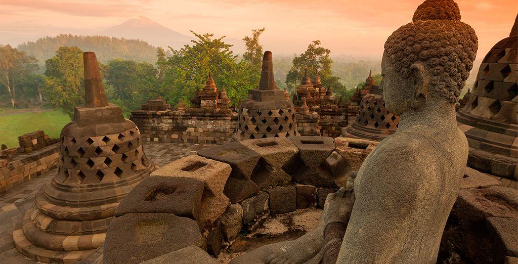 Un recorrido por las maravillas de Indonesia