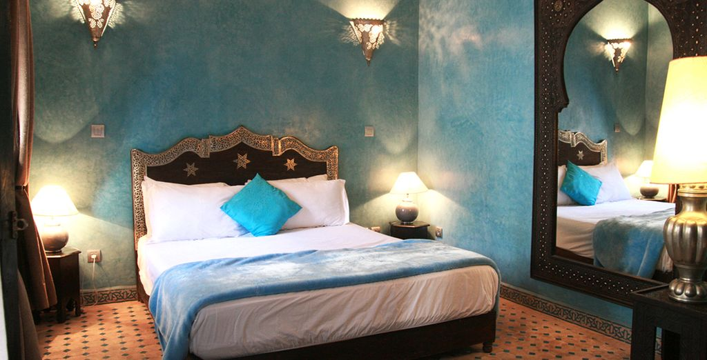 Descansa en tu habitación Superior Turquoise...