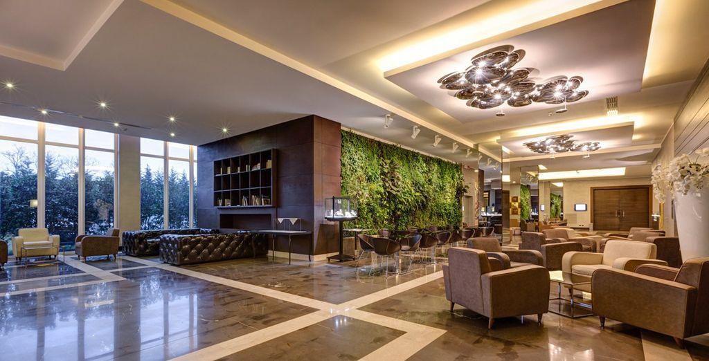 El Klima Hotel Milano Fiere 4* te da la bienvenida