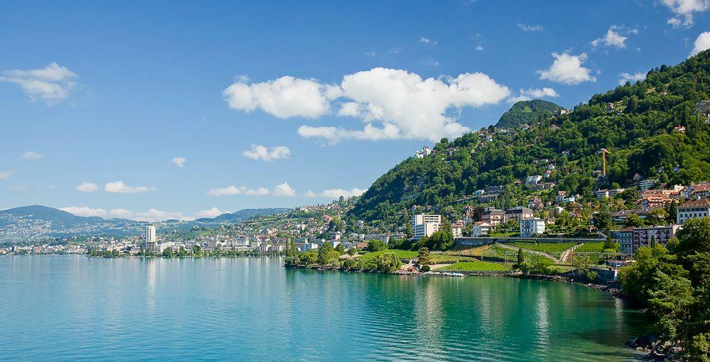 Montreaux, un rincón especial en Suiza