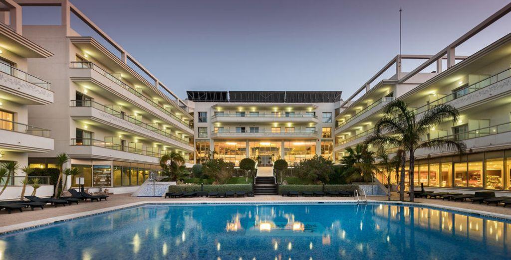 Hotel & Spa Sun Palace Albir 4*
