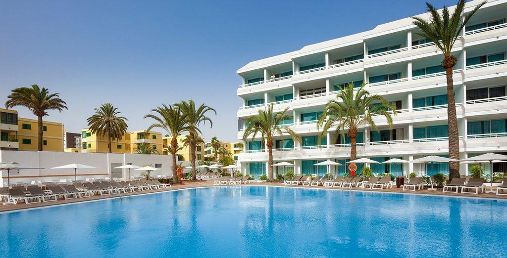 Bienvenido al Hotel Bronze Playa