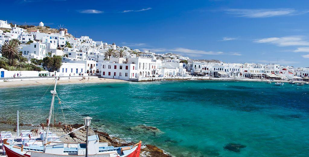 Mykonos, la reina de las cícladas y la isla más cosmopolita de Grecia