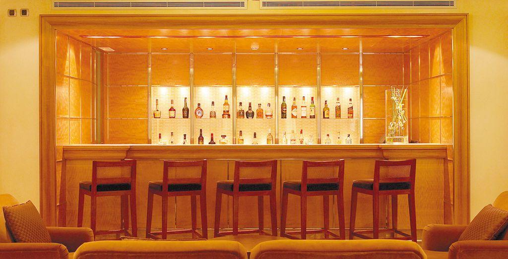 ...o en el bar