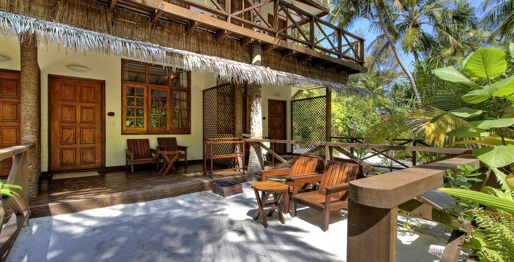 Perfecto para disfrutar de lo mejor de las Maldivas