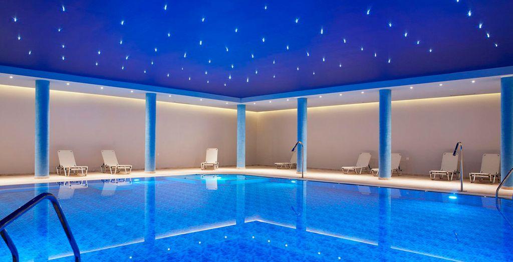 Un maravilloso Spa para tu relajación