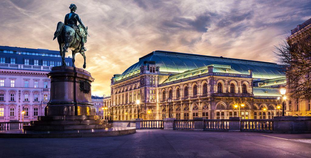 Escápate a Viena...