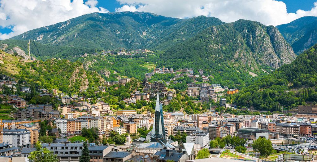 El hotel Centric Atiram 4* te espera en el centro de Andorra