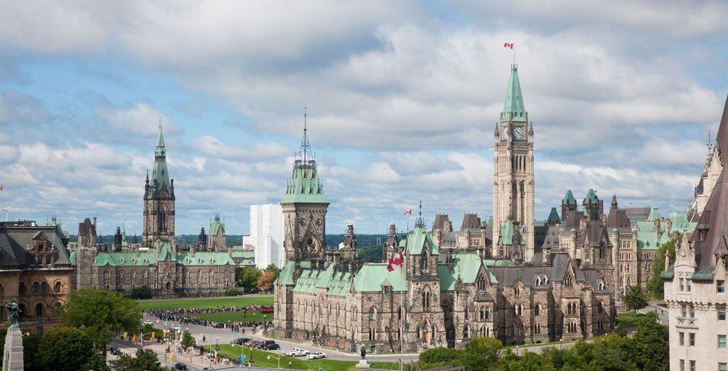 Descubre el Parlamento de Ontario