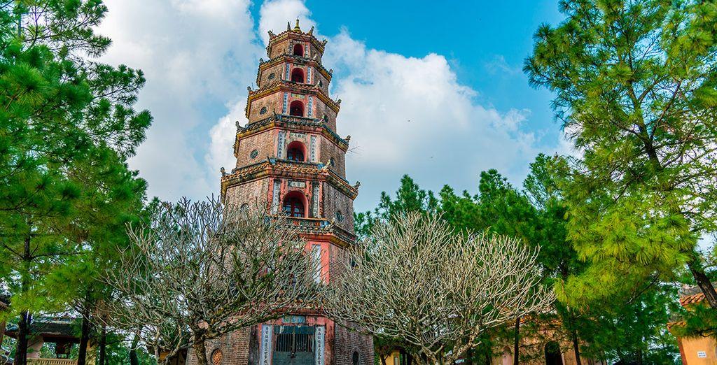 ...es una mezcla de influencias chinas, modernidad y tradición