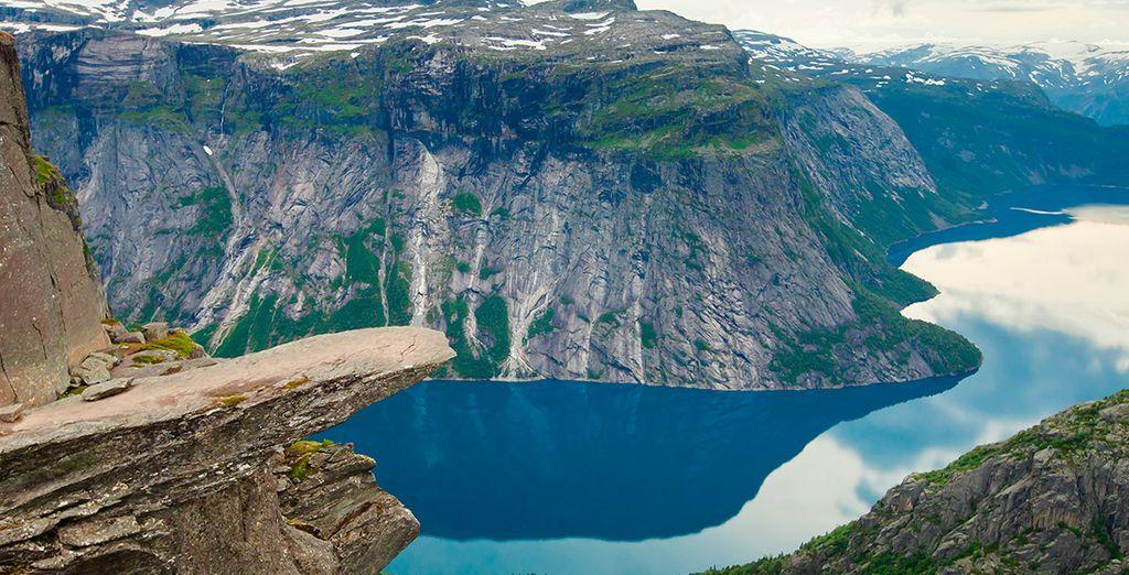 Noruega te sorprenderá por su belleza interior