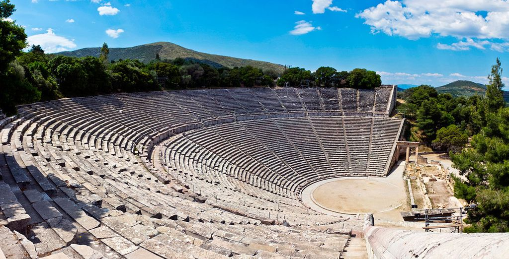 Visita Atenas y sus monumentos más emblemáticos