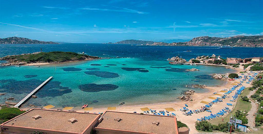 Explora este paraíso de Santo Stefano