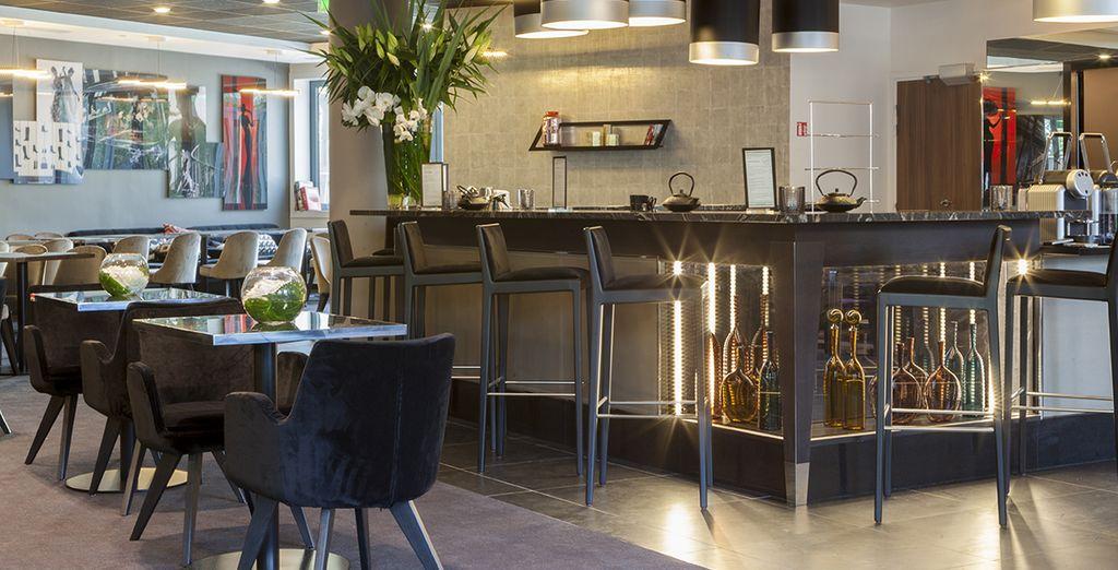 Un hotel con clase y elegancia
