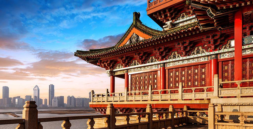 Un circuito increíble por China