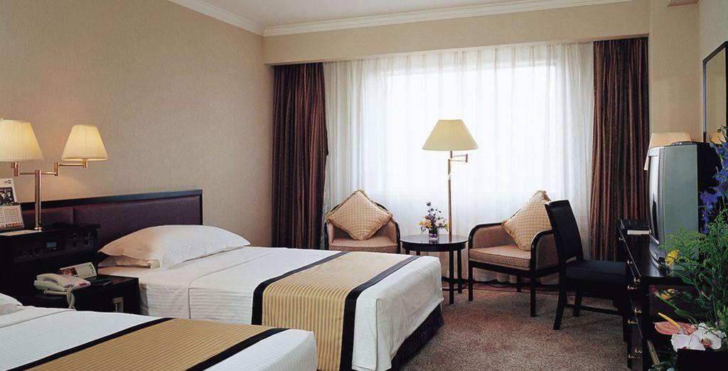 Hotel New Otani Changfugong 5*, Pekín