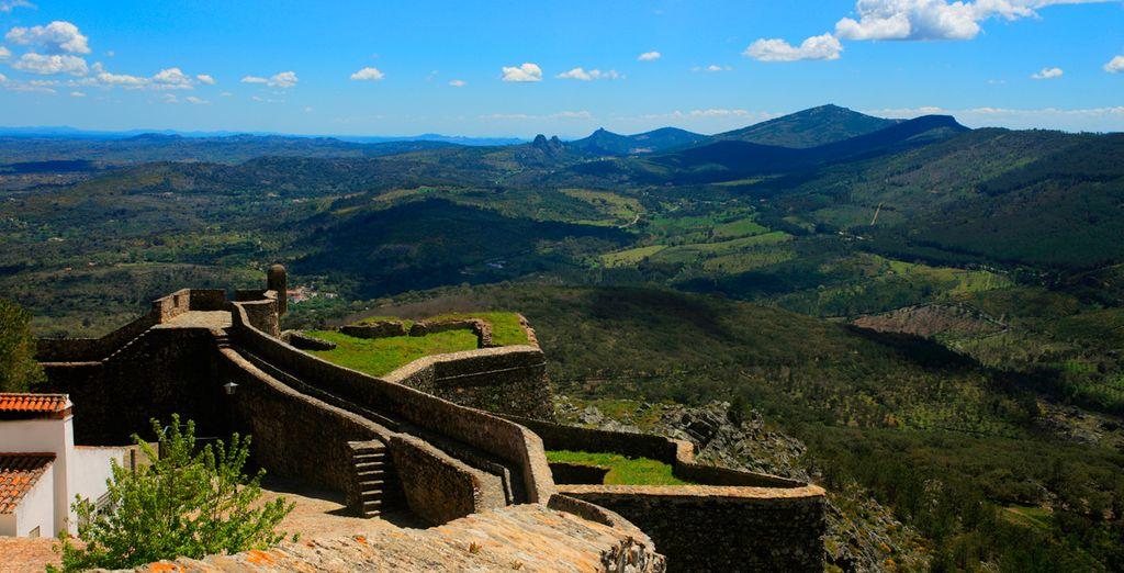 Descubre paisajes impresionantes en la región del Alentejo