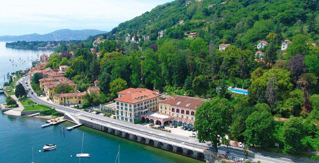 Hotel Villa Carlotta 4* te da la bienvenida